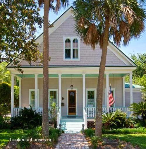 Casa de playa a colores en Amelia Island FL