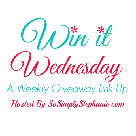 Win it Wednesday giveaway link-up