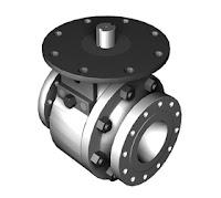 severe service ball valve
