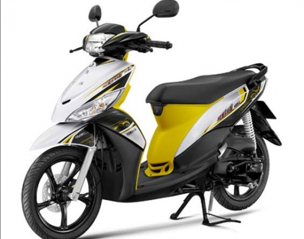 Modifikasi Lampu Motor Jupiter Mx New