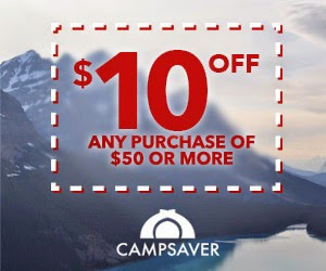 Campsaver Coupon for My Readers