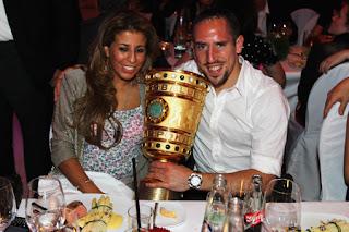 Franck Ribery Wife