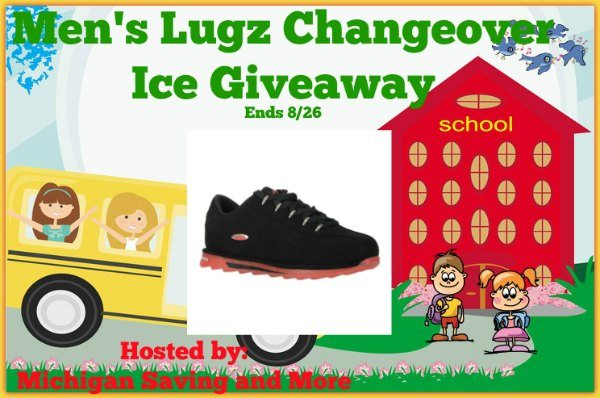 Lugs Changeover Ice Giveaway