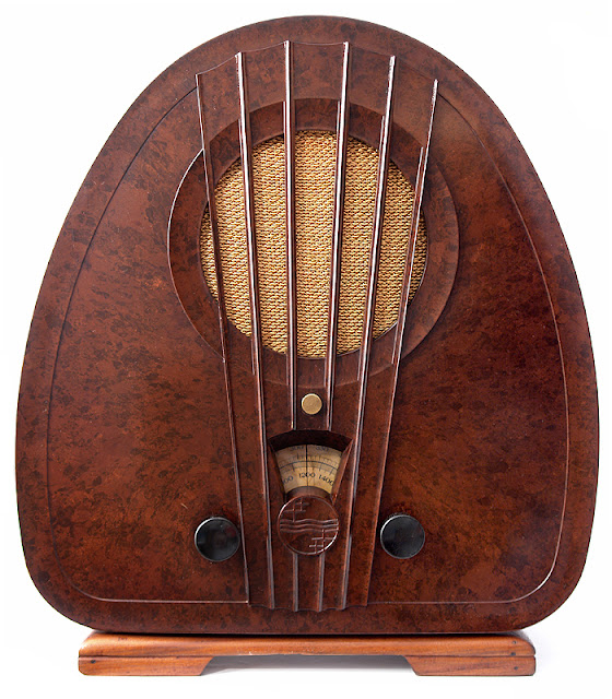 Philips radio model 834A, 1933