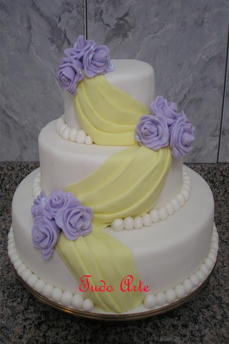 Bolo Casamento!!