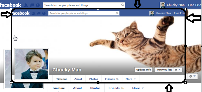 how to make your photos public on facebook timeline