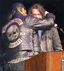 Zakk Wylde Eddie Van Halen Dimebag Darrell tribute event