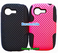 Protector Doble Galaxy Pocket