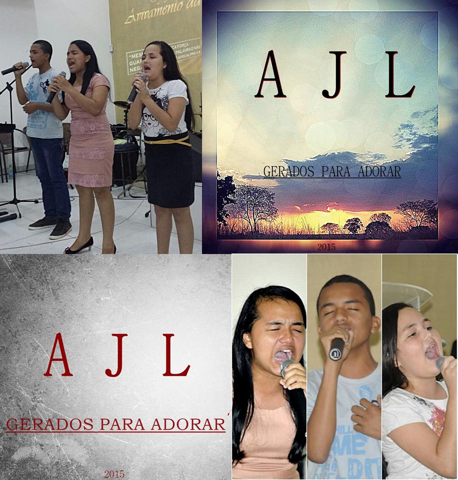 AJL Gerados para Adorar - Novo CD - 63 98411 1657