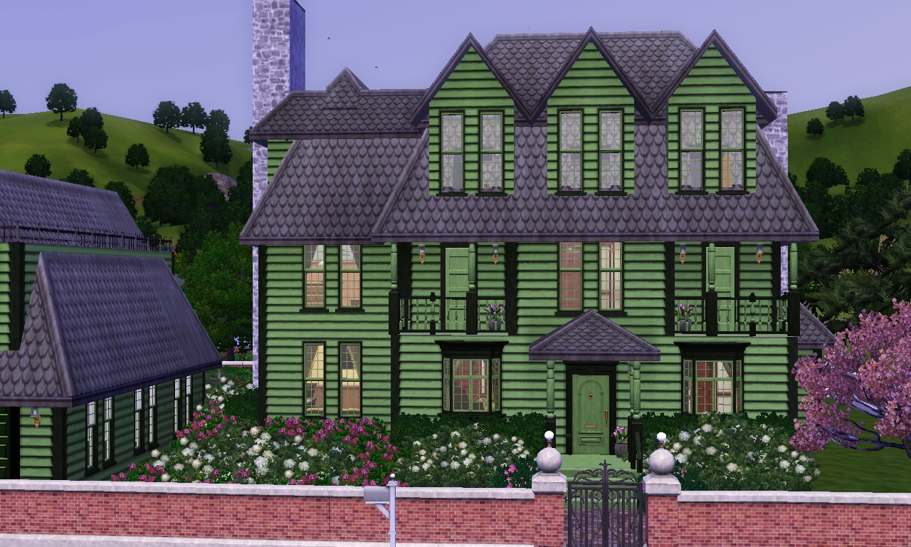 Best of 23 images sims 3 best house ever home plans for Best house plans ever
