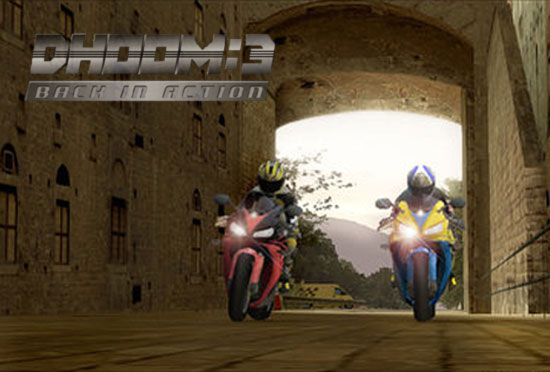 Dhoom 3 Android/iOS video Game