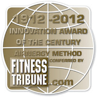 Fitness Tribune präsentiert den Innovation Award of the century für die Airnergy Methode