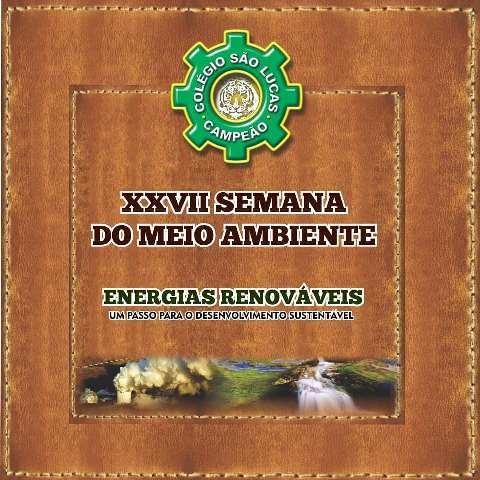 XXVII Edição da Semana do Meio Ambiente
