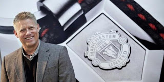 Kiper legendaris Manchester United, Peter Schmeichel,