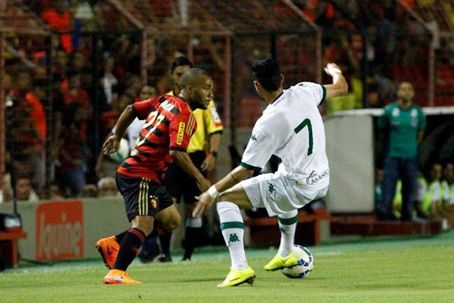 Último confronto entre os times terminou em vitória rubro-negra por 1 a 0 na Ilha do Retiro (Foto: Divulgação/SCR)