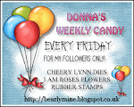 Donna's Friday candy