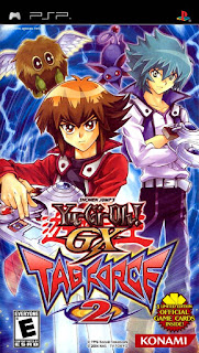 Free Download Games Yu Gi OH! GX Tag Force II PPSSPP ISO Untuk Komputer Full Version Gratis Unduh Dijamin Work ZGASPC