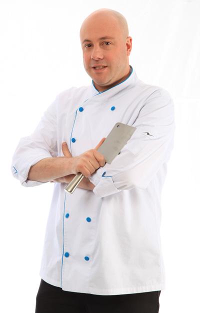 La cocina de samy uniformes para chefs - Uniformes de cocina ...