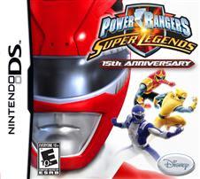 Power Rangers: Super Legends - Nintendo DS Download