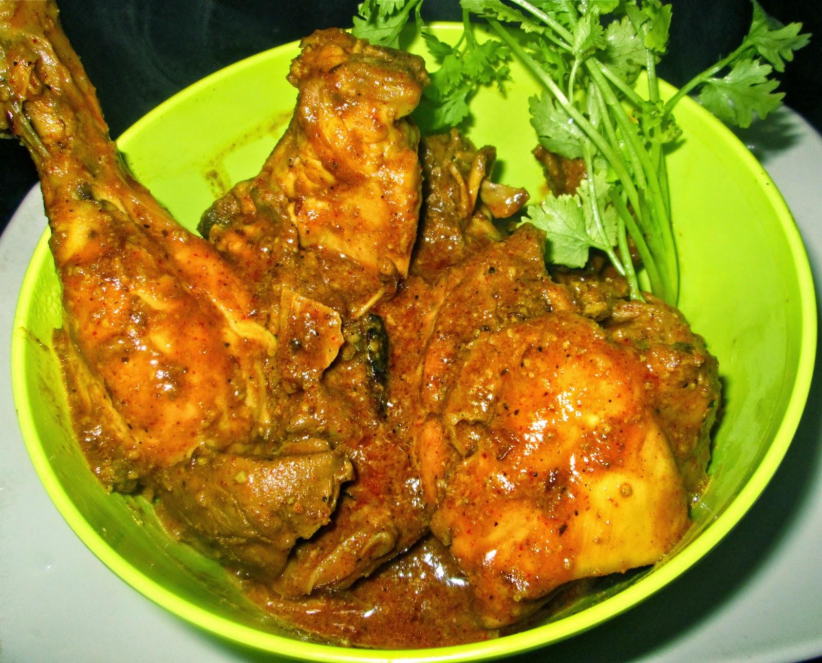 Indian Chicken Curry II Recipe — Dishmaps