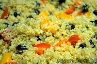 http://foodiefelisha.blogspot.com/2013/01/apple-cider-quinoa-salad.html
