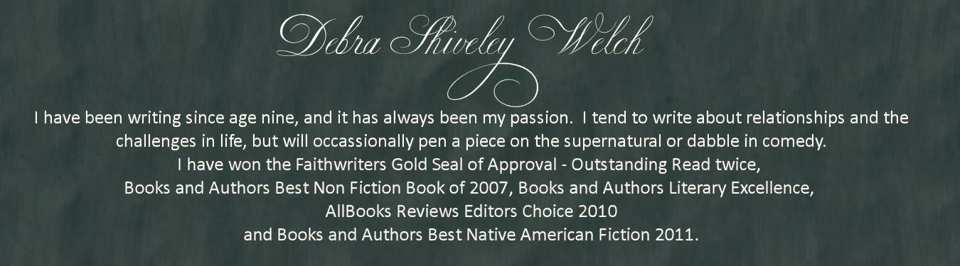 Debra Shiveley Welch Love And Writing