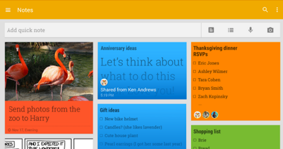 A Step by Step Guide On Everything Teachers Need to Know about Google Keep