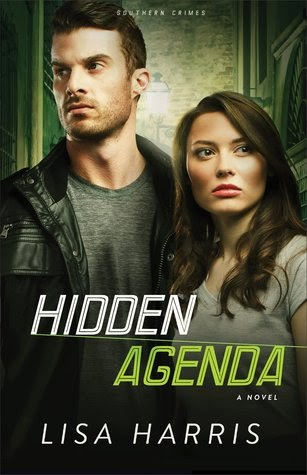 Hidden Agenda by Lisa Harris