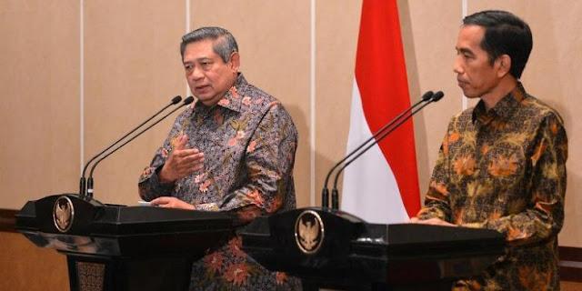 Ini Beda Tingkat Kepuasan Masyarakat di Pemerintahan Jokowi dengan SBY