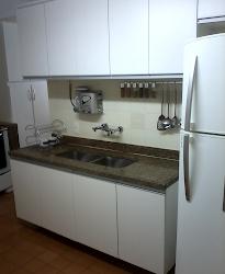 Uma cozinha bem planejada