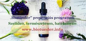 Biotündér honlap