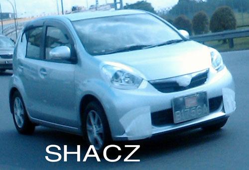 Segalanya Bermula Disini: Perodua Myvi 2011