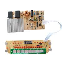 Komponen Komponen Mesin cuci Otomatis (digital)