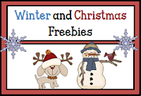Winter Freebies!