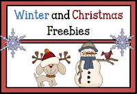 Winter Freebies!