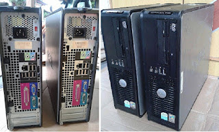 Dell Optiplex 755 Core 2 Duo