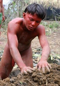 Hakani: Hundreds of Children Are Buried Alive in Amazon