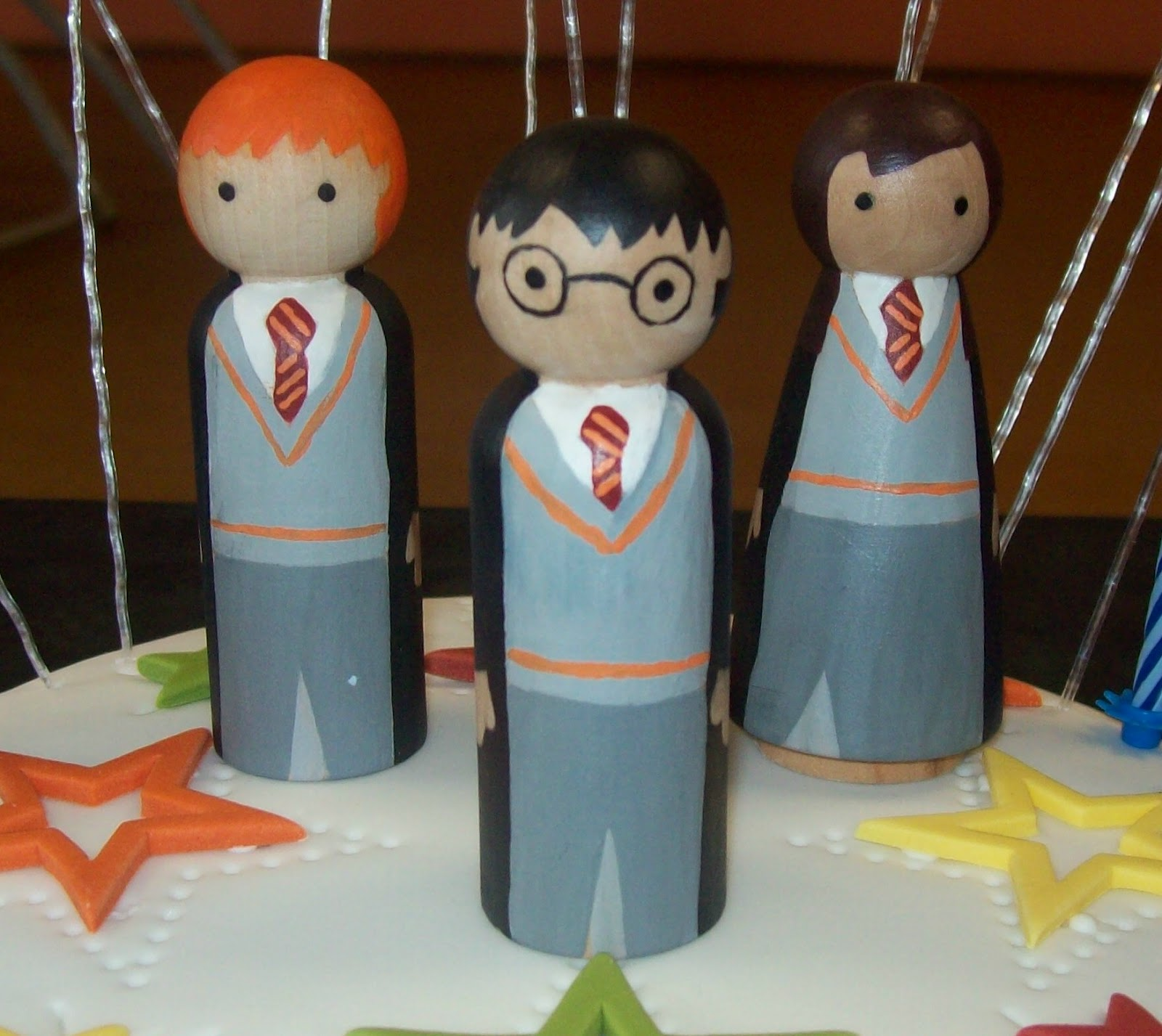 Stripes And Stars: HARRY POTTER BIRTHDAY PARTY