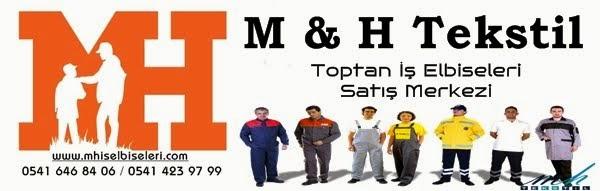 M-H Tekstil | Toptan İş Elbiseleri Satış Merkezi