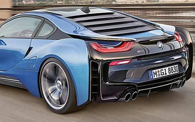 Bmw X3 Redesign >> 2017 BMW I8 Spyder Redesign Release Date - BMW Redesign