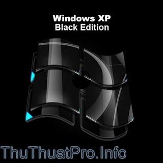 Tải về Windows XP Pro SP3 Black Edition 2013 Full