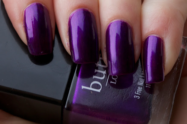 oodles ' purple butter london