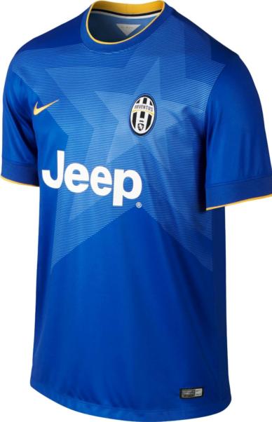 New Juventus Jersey 2014-2015 Nike Juve Kits 14-15 Home Blue Away