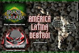 AMÉRICA LATINA DESTRÓI