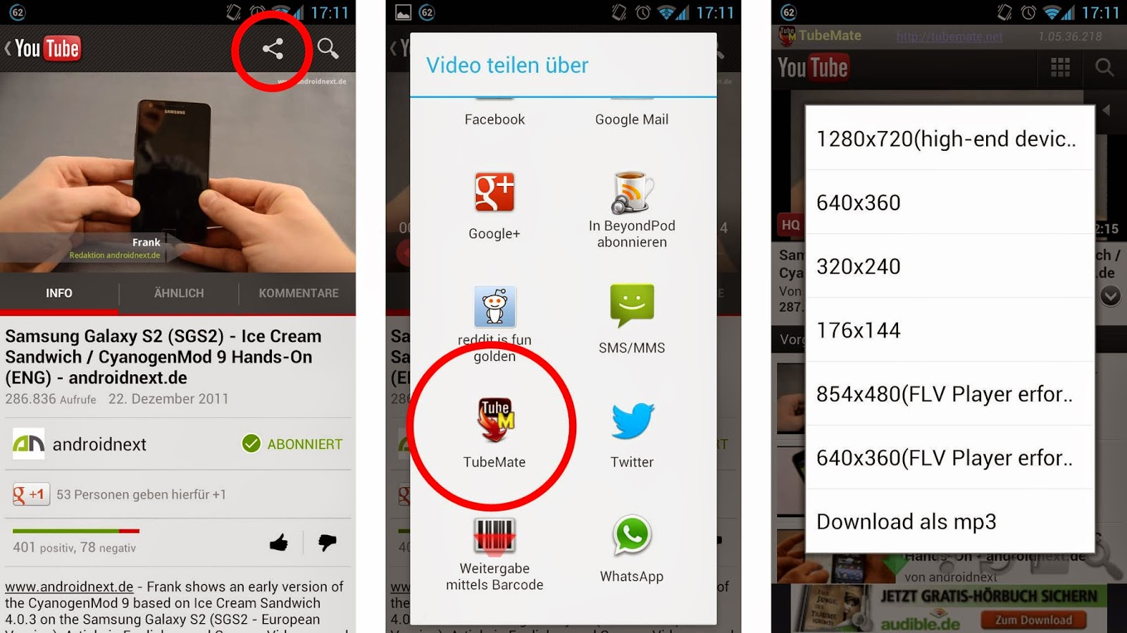 Tubemate For Android Terbaru