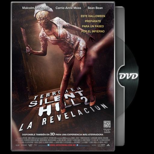 Silent hill 2 portada dvd