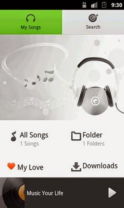 Aplikasi Android Terbaik Untuk download Musik