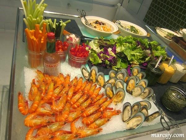 Cuisine-Foods-Nook-Aloft Hotel Kuala Lumpur
