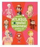 Atlasul corpului omenesc pentru cei mici, editura RAO