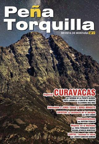 Revista de montaña peña torquilla en version digital